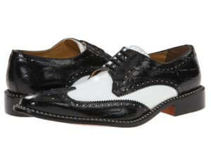 1920s Mens Fashion Shoe