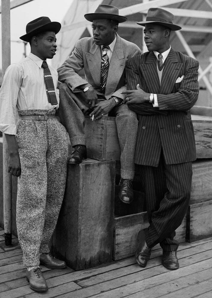 An Overview of 1950s Men's Fashion
