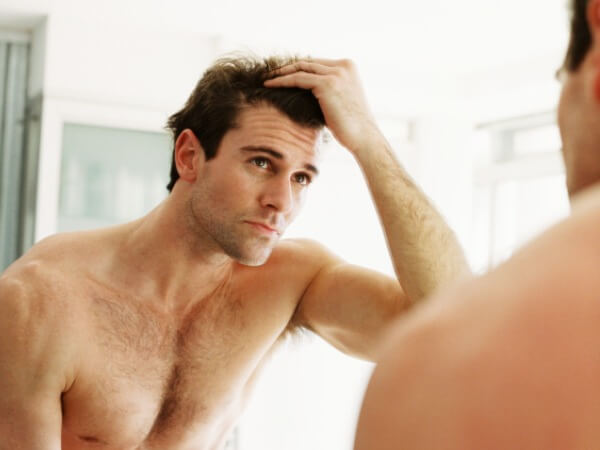 Hair fall can be stopped – Best tips to control the hair fall, hair loss in men