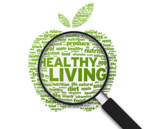 Healthy living tips for men