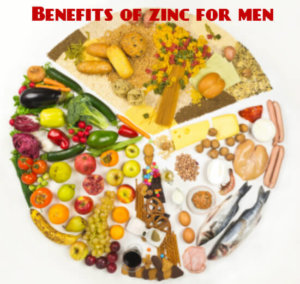 Benefits of zinc for men