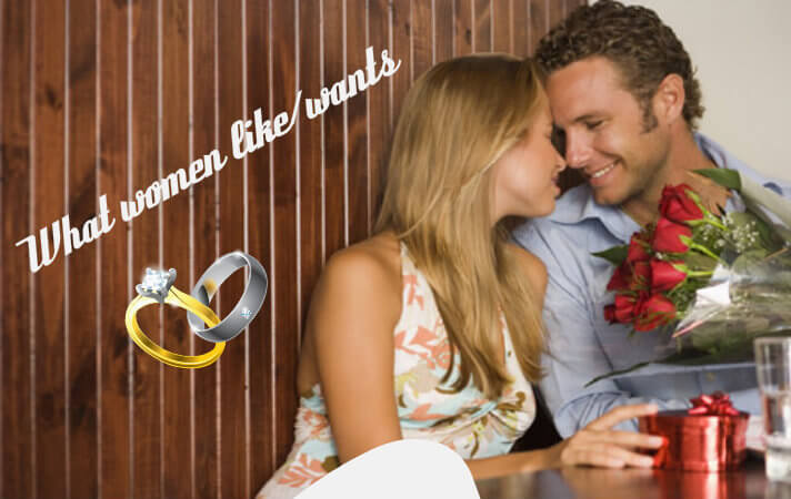 What women like / wants men – manly qualities attracts women
