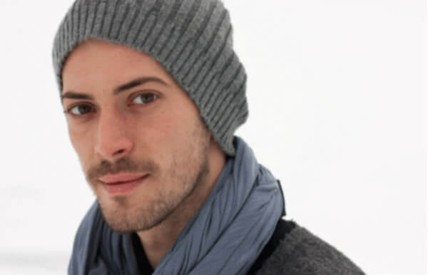 Winter skin care tips for men