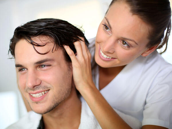 Best tips to control the dry and split end hair in men
