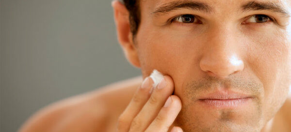 Remedies to make the men's skin soft