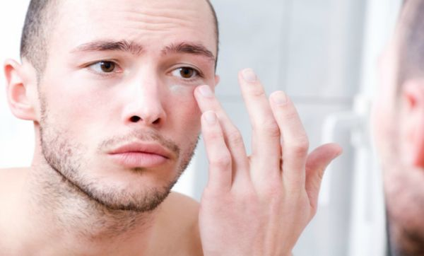 anti wrinkles tips for men