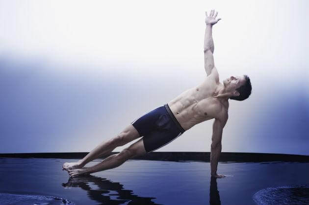 top yoga poses for men health