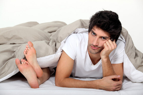 How female hormones effect the men?