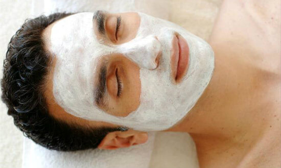 Image result for face mask for soft skin for men