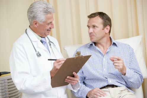 Facts on testicular cancer in male personalities