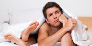 What is the effect of low testosterone in men's health?