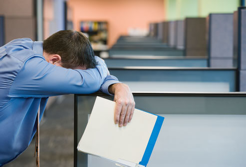 How to avoid sleepiness while working