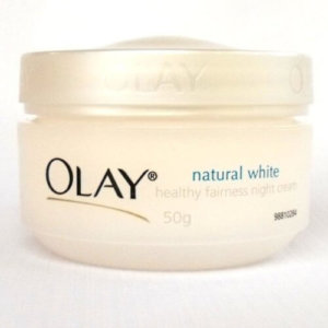 Olay Natural White Healthy Fairness Night cream
