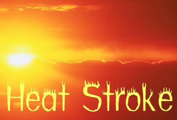 Best tips to avoid heat stroke