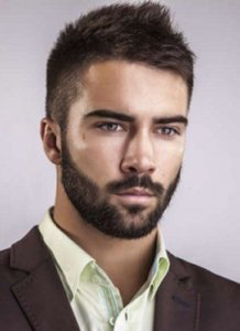 Pleasing Hairstyle For Square Face Male Short Hairstyles Gunalazisus