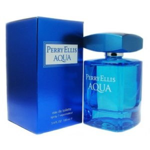 Perry Ellis Aqua Eau de Toilette Spray for Men