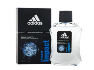 Adidas Fresh Impact Eau de Toilette Natural Spray