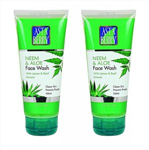 Astaberry Neem Face Wash