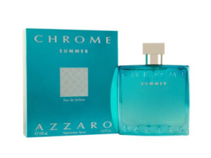Azzaro Chrome Summer for Me