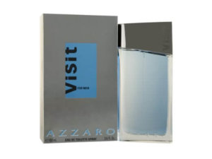 Azzaro Visit Eau De Toilette Spray for Men