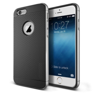 Dotted Ultra-Thin Shock proof Hybrid Back Case Cover