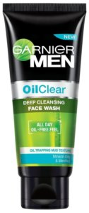 Garnier Men Oil Clear Face Wash