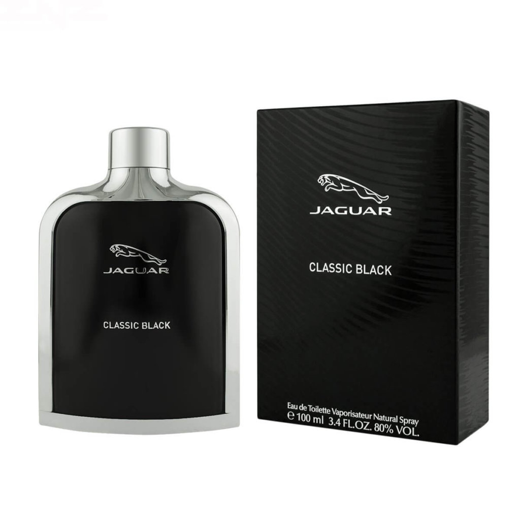 Jaguar classic Black for men