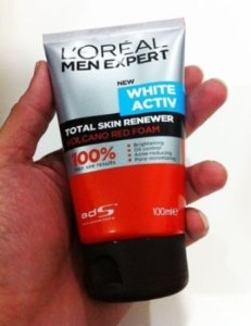 LOreal Men Expert White Active Total Skin Renewer