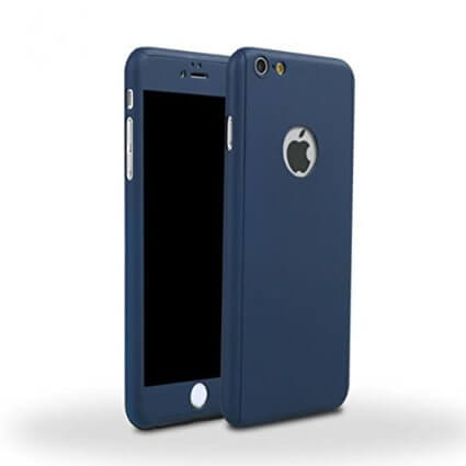 Tarkan Luxury Slim 360 degree Full Body protective case