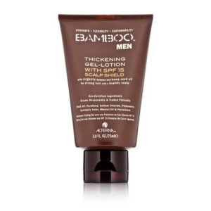 Alterna Bamboo Men Thickening Gel Lotion with SPF