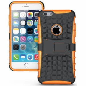 Armor Hybrid Bumper Back Case Cover For Apple iPhone 6 Plus