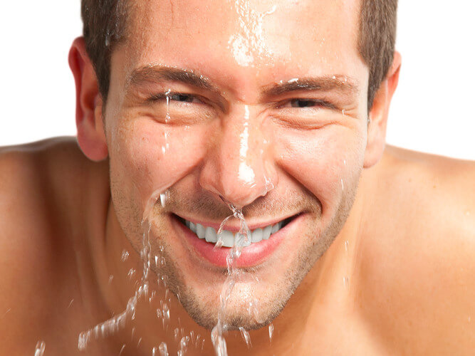 Best face wash for men dry skin