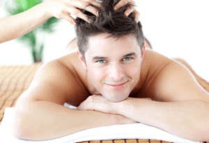 Hair moisturizing creams for men during winter