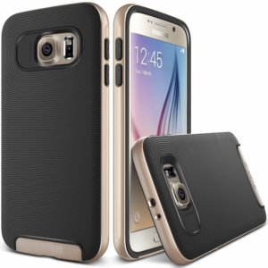Kapa Ultra Slim Back Case Cover for Samsung Galaxy S6 Edge