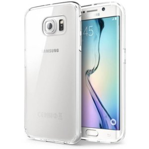 Non-slip duo fit Ultimate protection case for Samsung Galaxy S6 Edge