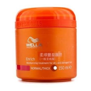 Wella Professional Enrich Moisturizing treatment for