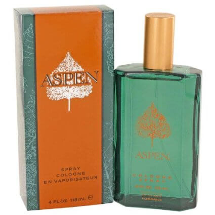 ASPEN by Coty COLOGNE SPRAY 4 OZ for MEN