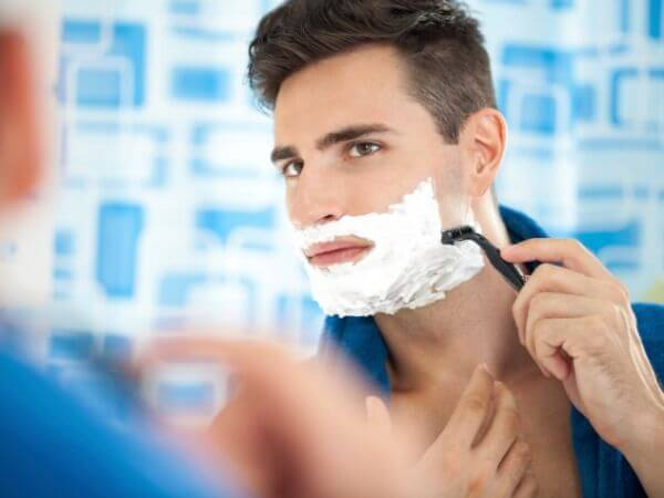 How to Treat Bumps After Shaving in Men