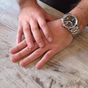 Hands and nail care tips for men