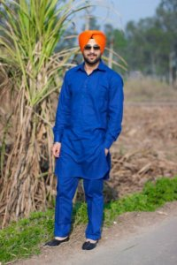 Punjabi Kurta Pajama Photos