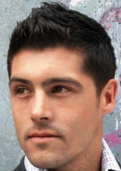 11 Hairstyles For Men With Thin Hair Men Health India Health And