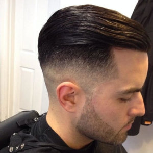 Photos of Slicked Back Fade