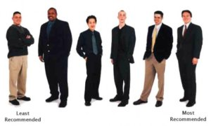 Photos of Interview Attire for Men