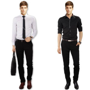 Interview Clothes for Men Pictures