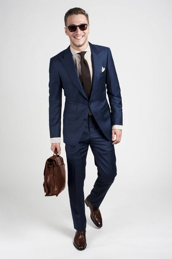 What Color Shoes To Wear With Dark Brown Dress Pants