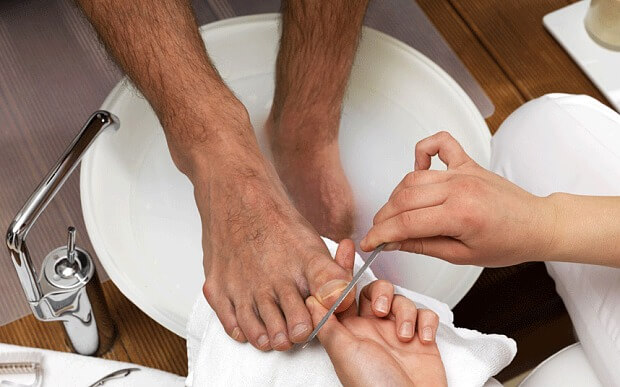 Should guys get manicure and pedicure?