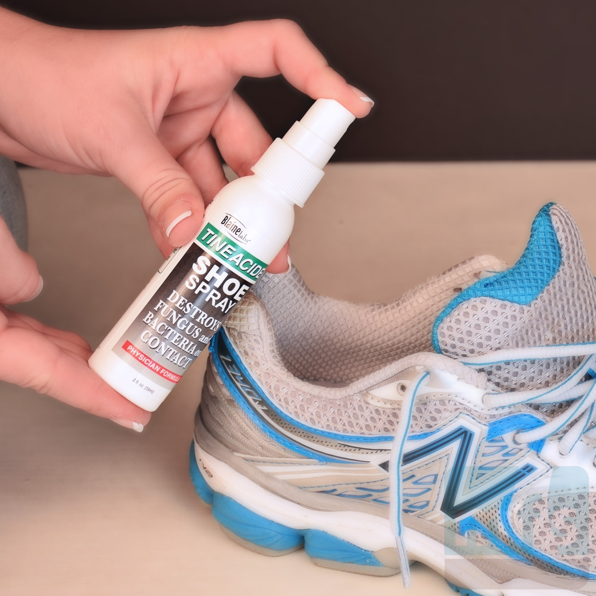 Antibacterial Spray for Shoes