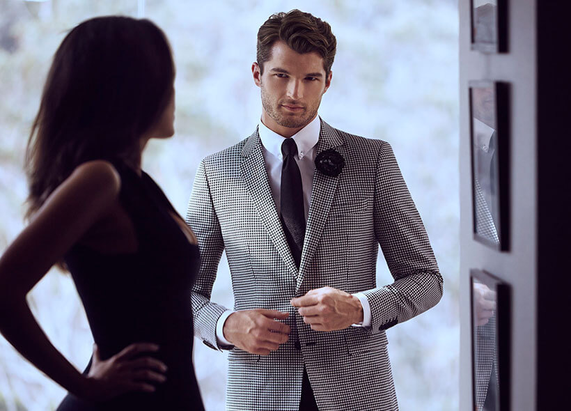ac6c35bbf5 A Guideline on Stylish Cocktail Attire for Men
