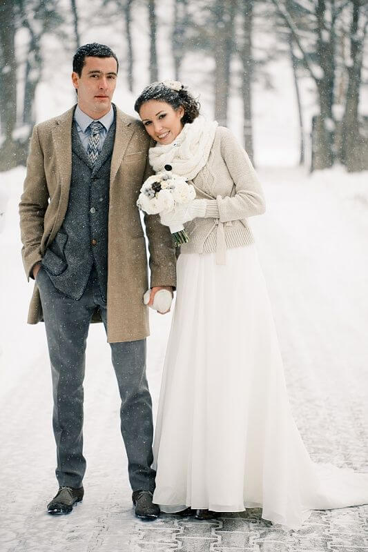 Dresses to Wear to a Winter Wedding