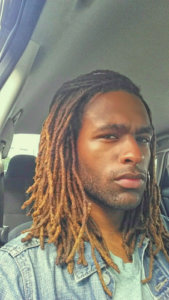Dyed Dreads Styles